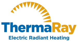 thermaray logo radiant heat