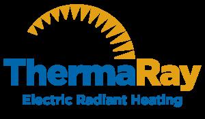 thermaray logo radiant heat